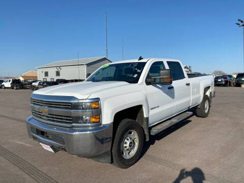 2016 Chevrolet Silverado 2500HD for sale at De Anda Auto Sales in South Sioux City NE