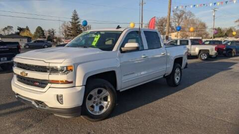 2017 Chevrolet Silverado 1500 for sale at Alvarez Auto Sales in Kennewick WA