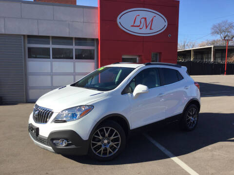 2016 Buick Encore for sale at Legend Motors of Waterford - Legend Motors of Detroit in Detroit MI
