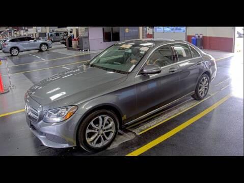 2017 Mercedes-Benz C-Class for sale at CAR UZD in Miami FL
