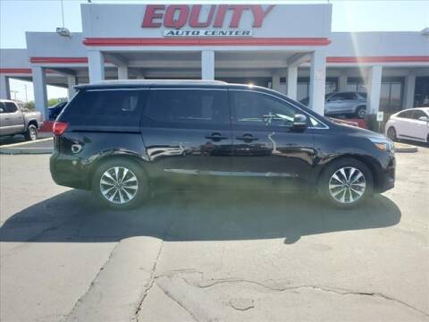 2015 Kia Sedona for sale at EQUITY AUTO CENTER in Phoenix AZ