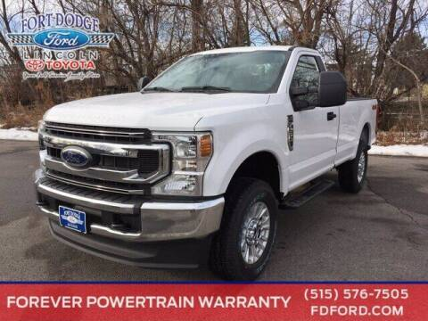 2021 Ford F-250 Super Duty for sale at Fort Dodge Ford Lincoln Toyota in Fort Dodge IA