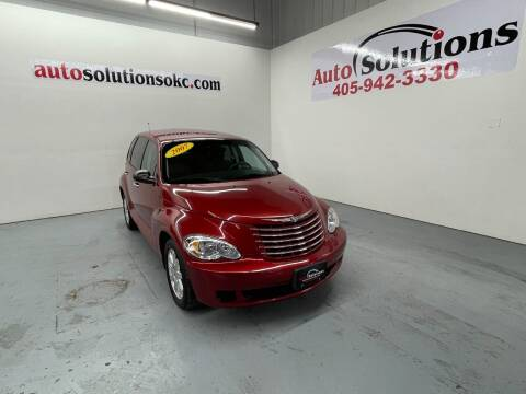2007 Chrysler PT Cruiser for sale at Auto Solutions in Warr Acres OK