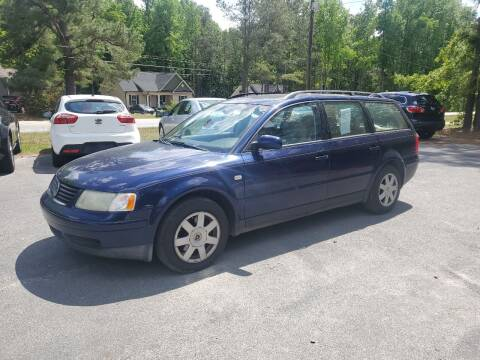 2000 Volkswagen Passat for sale at Tri State Auto Brokers LLC in Fuquay Varina NC