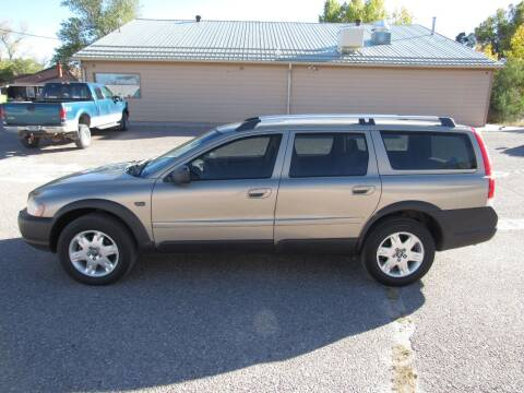 2005 Volvo XC70 for sale at HOO MOTORS in Kiowa CO