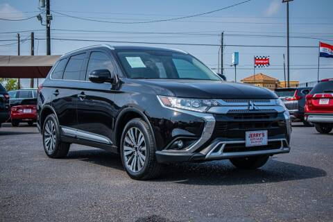 2019 Mitsubishi Outlander for sale at Jerrys Auto Sales in San Benito TX