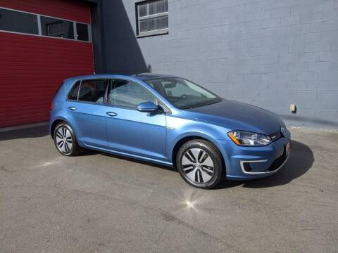 2016 Volkswagen e-Golf for sale at Paramount Motors NW in Seattle WA