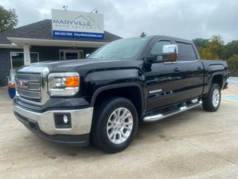 2015 GMC Sierra 1500 for sale at Maryville Auto Sales in Maryville TN