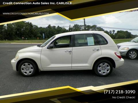 2008 Chrysler PT Cruiser for sale at Credit Connection Auto Sales Inc. CARLISLE in Carlisle PA