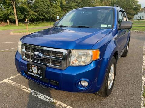 2012 Ford Escape for sale at Mula Auto Group in Somerville NJ
