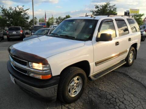 2006 Chevrolet Tahoe for sale at Talisman Motor City in Houston TX