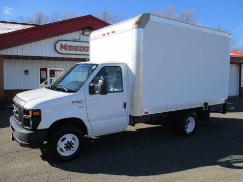 2012 Ford E-Series Chassis for sale at Midstate Sales in Foley MN