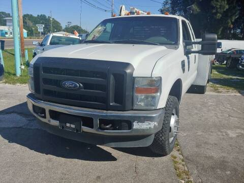 2008 Ford F-350 Super Duty for sale at Autos by Tom in Largo FL