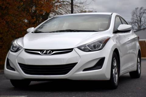 2014 Hyundai Elantra for sale at Wheel Deal Auto Sales LLC in Norfolk VA