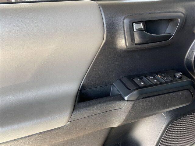 2019 Toyota Tacoma 4x2 SR 4dr Double Cab 5.0 ft SB - Roswell GA