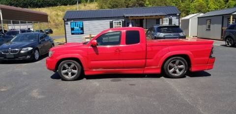 2007 Toyota Tacoma for sale at Elite Auto Brokers in Lenoir NC
