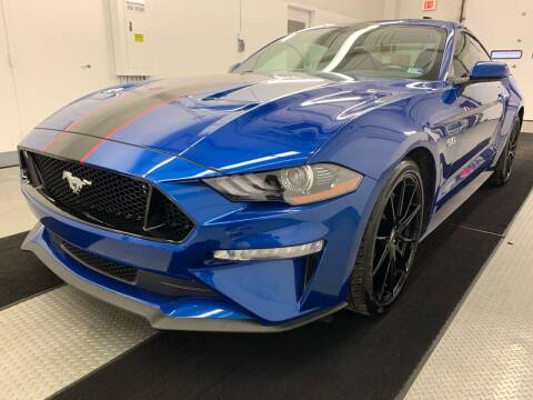 2018 Ford Mustang for sale at TOWNE AUTO BROKERS in Virginia Beach VA