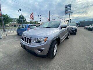 2014 Jeep Grand Cherokee for sale at Car Depot in Detroit MI