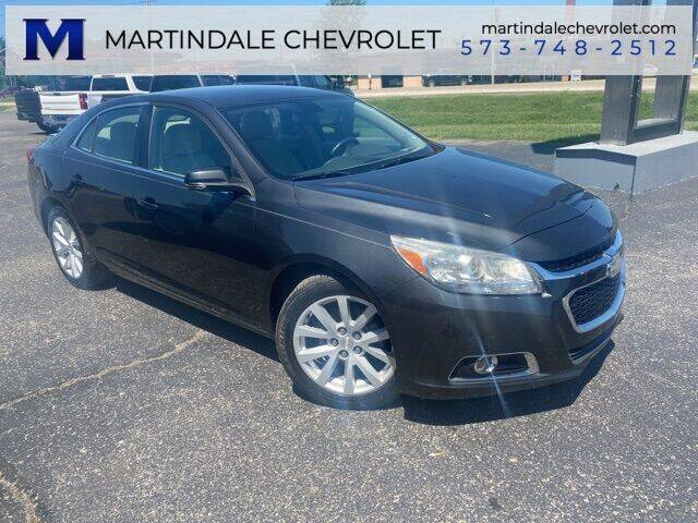 2014 Chevrolet Malibu for sale at MARTINDALE CHEVROLET in New Madrid MO