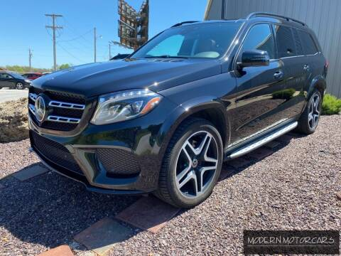 2018 Mercedes-Benz GLS for sale at Modern Motorcars in Nixa MO
