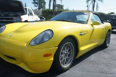 2001 Panoz Esperante for sale at Dream Machines USA in Lantana FL