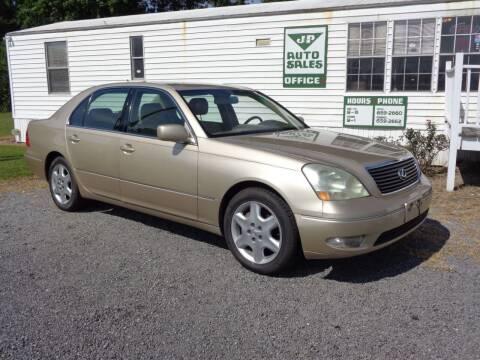 2002 Lexus LS 430 for sale at J & P Auto Sales INC in Olanta SC