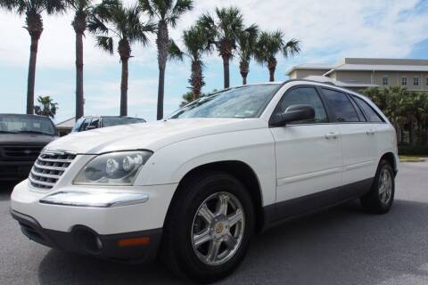 2004 Chrysler Pacifica for sale at Gulf Financial Solutions Inc DBA GFS Autos in Panama City Beach FL