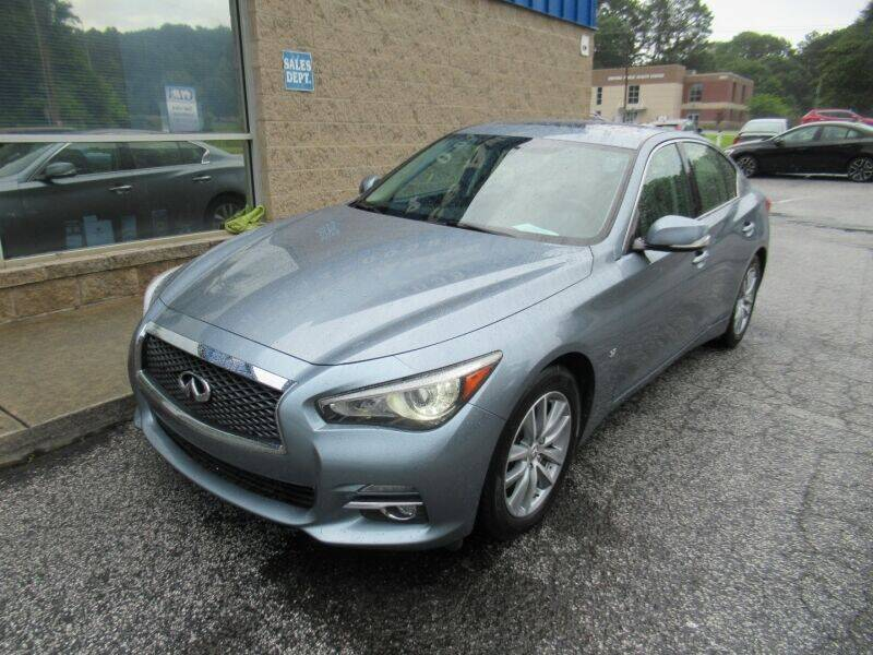 2015 Infiniti Q50 for sale at 1st Choice Autos in Smyrna GA