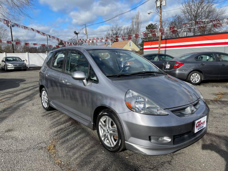 2008 Honda Fit for sale at Car Complex in Linden NJ