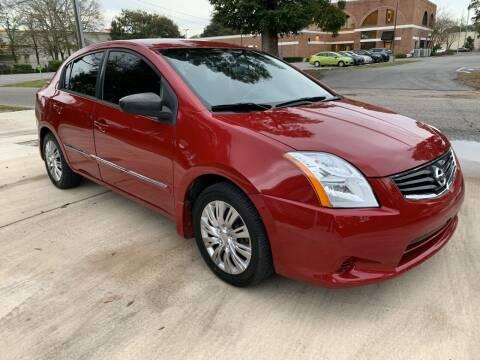 2011 Nissan Sentra for sale at Asap Motors Inc in Fort Walton Beach FL