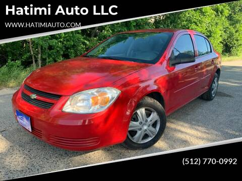 2006 Chevrolet Cobalt for sale at Hatimi Auto LLC in Buda TX