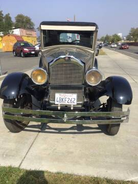 1926 Willys Knight for sale at Siskiyou Auto Sales in Yreka CA