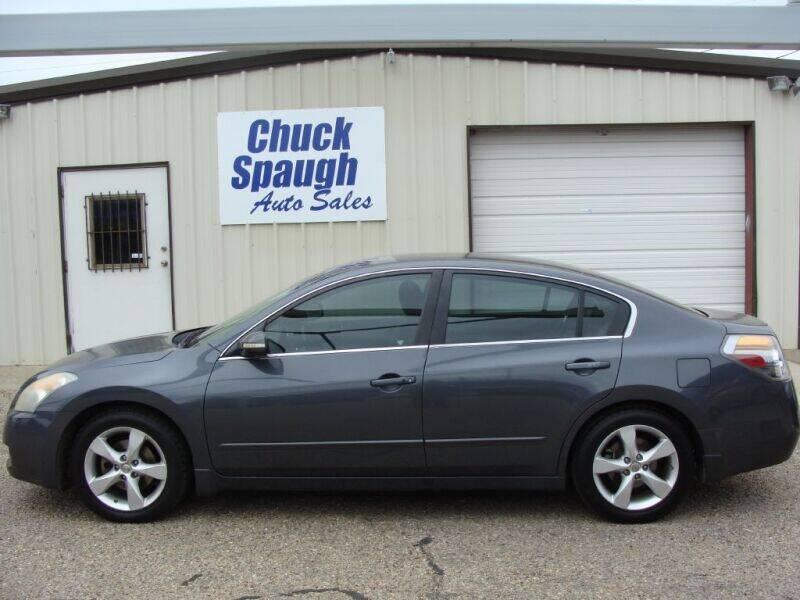 2007 Nissan Altima for sale at Chuck Spaugh Auto Sales in Lubbock TX