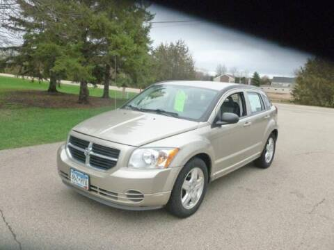 2009 Dodge Caliber for sale at HUDSON AUTO MART LLC in Hudson WI