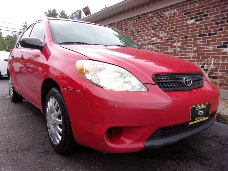 2007 Toyota Matrix for sale at Certified Motorcars LLC in Franklin NH