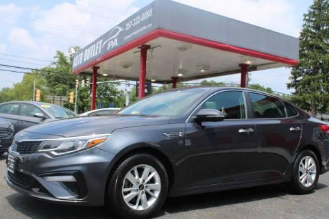 2019 Kia Optima for sale at Deals N Wheels 306 in Burlington NJ