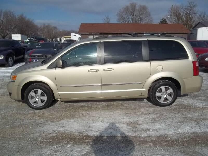 2010 Dodge Grand Caravan for sale at BRETT SPAULDING SALES in Onawa IA