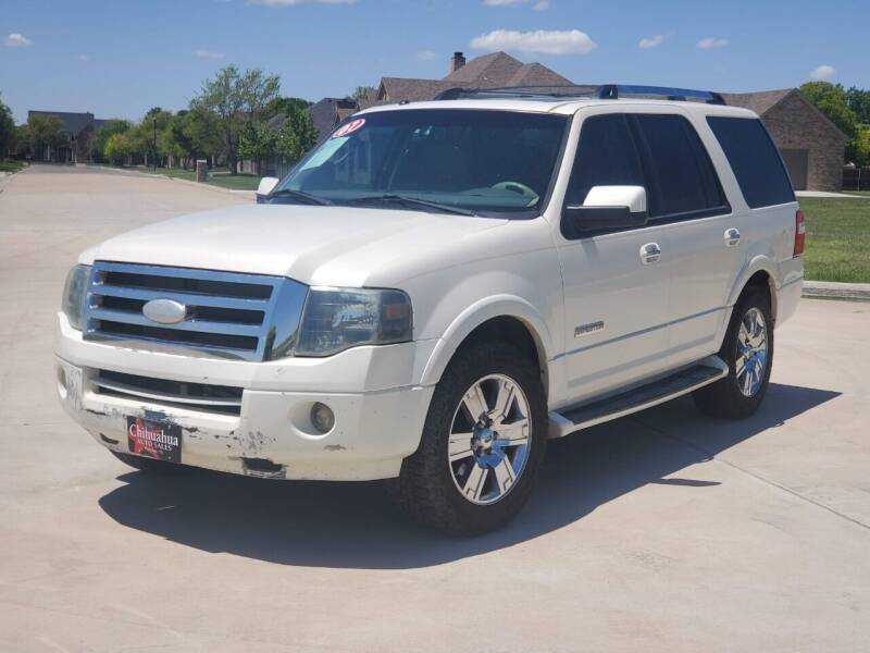 2007 Ford Expedition for sale at Chihuahua Auto Sales in Perryton TX