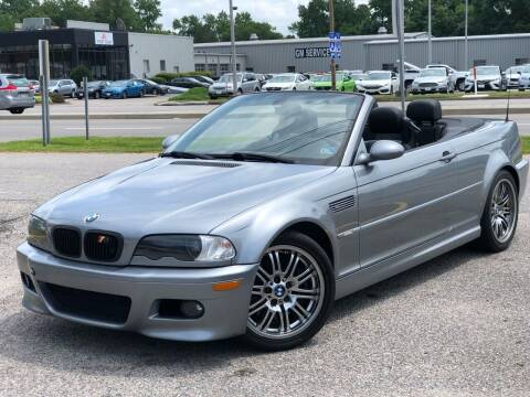 2004 BMW M3 for sale at Carterra in Norfolk VA