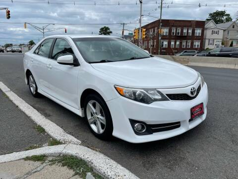 2012 Toyota Camry for sale at G1 AUTO SALES II in Elizabeth NJ