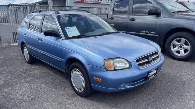 1999 Suzuki Esteem for sale in La Grande, OR