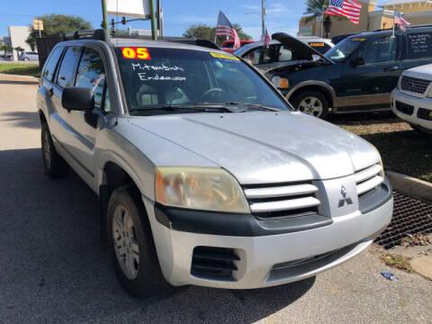 2005 Mitsubishi Endeavor for sale at Castagna Auto Sales LLC in Saint Augustine FL