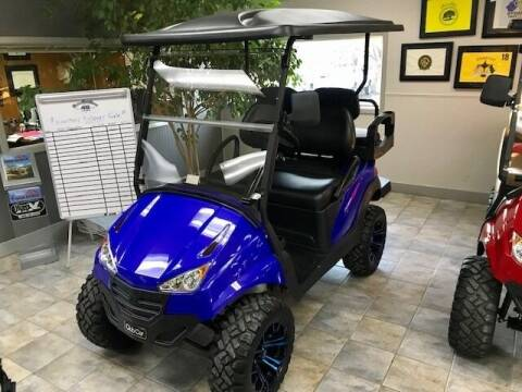 2017 Club Car 4 Passenger Electric Lift for sale at METRO GOLF CARS INC in Fort Worth TX