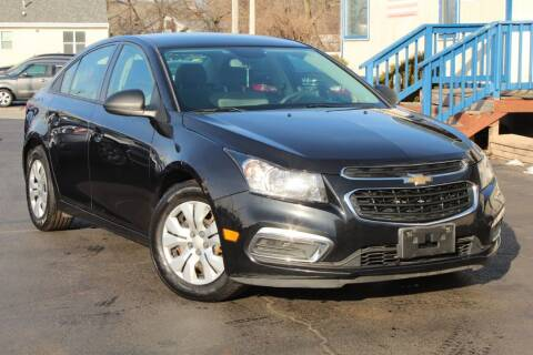 2016 Chevrolet Cruze Limited for sale at Dynamics Auto Sale in Highland IN