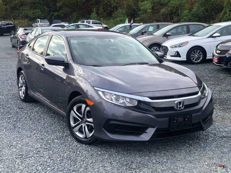 2017 Honda Civic for sale at A&M Auto Sales in Edgewood MD