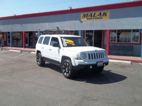 2014 Jeep Patriot for sale at Atayas Motors INC #1 in Sacramento CA