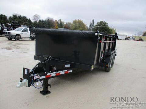 2021 B-B Dump LPD83X14E703 for sale at Rondo Truck & Trailer in Sycamore IL