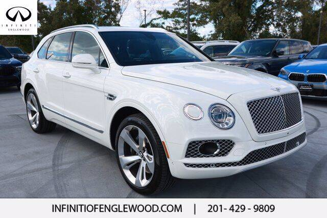 2018 Bentley Bentayga for sale in Englewood, NJ