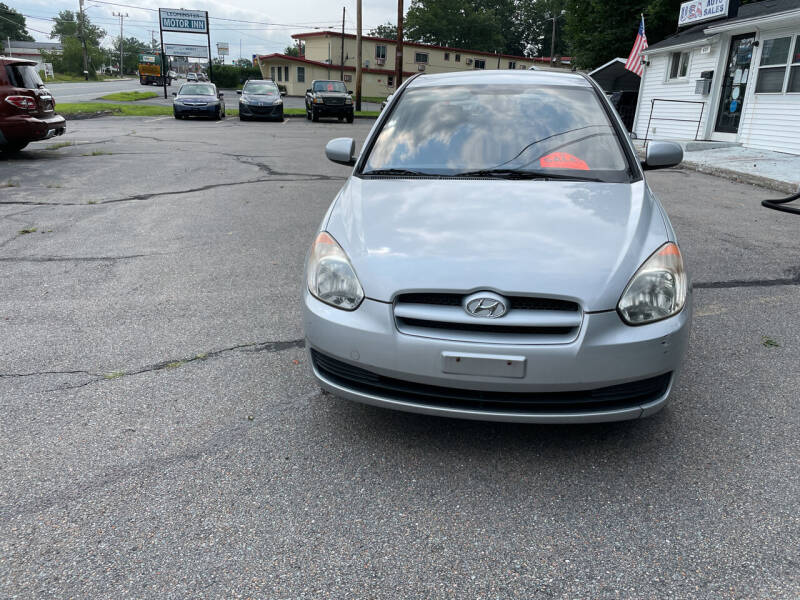 2010 Hyundai Accent for sale at USA Auto Sales in Leominster MA