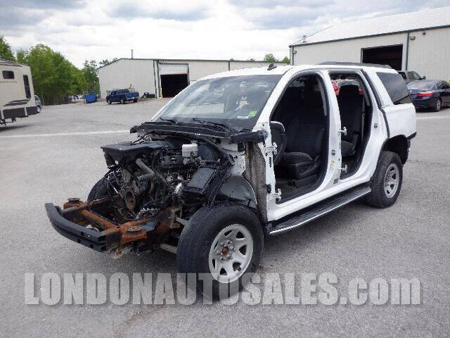 2015 GMC Yukon for sale at London Auto Sales LLC in London KY